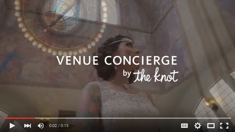 The Knot Venue Concierge Video